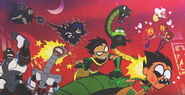 Sdcc teen titans vs ttg by conquerednightmares-dbh7kl7