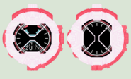 Cure Mirage Ridewatch
