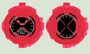 Cure Rouge Ridewatch