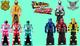All ranger keys lupinranger vs patranger by meganamiki1987-dcd364o