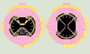 Shiny Luminous Ridewatch