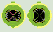 Cure Bright Ridewatch