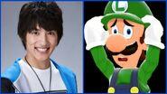 SMG4 Luigi as Minato Isami