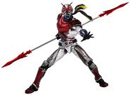 アナザーX (仮面ライダーX) by larryng1204 ddmlgal