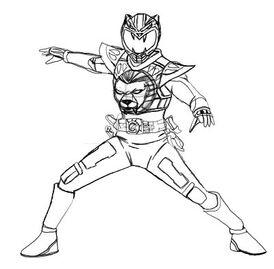 Kamen Rider Leo-Den-O