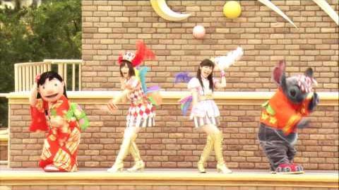 AKB48 It's a Small World 130814 Minna o Tsunagu Maho no Melody