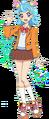Nina Dojima Uniform Render