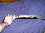 Gokai killer saber by mattdrake86-d5z2tfm