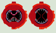 Cure Magical Ruby Style Ridewatch