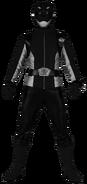 Cyber Corps Black Ranger