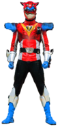 Red Buster Battlizer