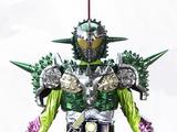 Rider All Green