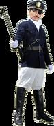 Narutaki as Colonel Zol