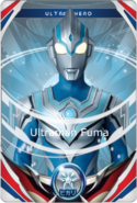 Ultra fusion card ultraman fuma by superbronygraeden ddmkn5s-pre