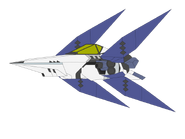 Arwing valkyrie fighter base color by masterchieffox d4o9kpj-fullview