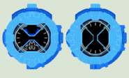 Cure Aqua Ridewatch