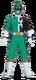 SPD Agent Green