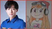 Meggy as Kudo Hiroyuki