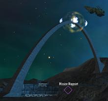 Tekagi's Arch 2