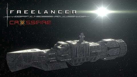 Freelancer Притяжение звезды (Баг Crossfire 2.0)