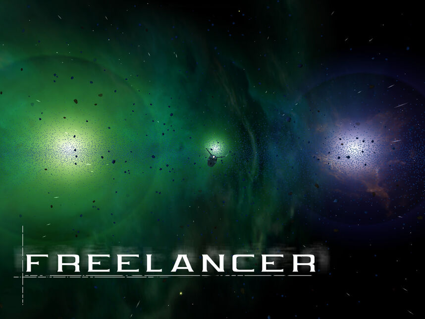 Freelancer Wallpaper 0004