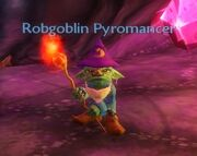 Robgoblin Pyromancer