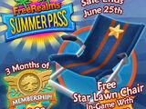 Star Lawn Chair