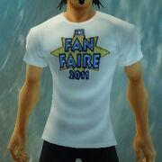 Fan faire 2011 t-shirt