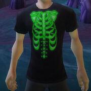 Glowing Skeleton T-Shirt