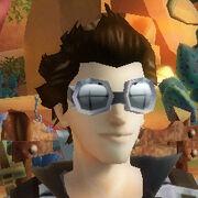 Freewheeler biker goggles