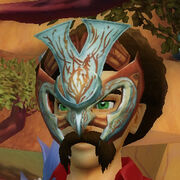 Legend of the Guardians Mask