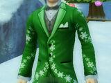 Snowstorm Suit Jacket
