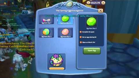 Freerealms Easter Egg Hunt Rewards