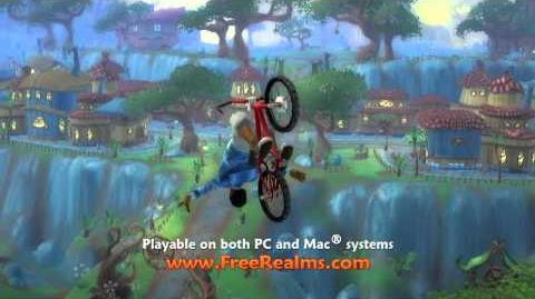 Free Realms® New Adventures TV Commercial