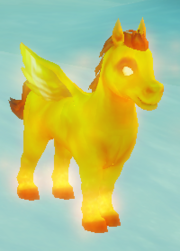 Fire Pegasus (pet)