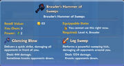 Brawler's Hammer of Sweeps item