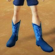Designer cowboy boots