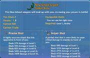 New School Scoped Stalker Bow item