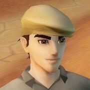 Hipster cap