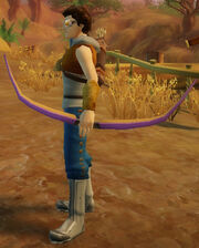 Archer's Composite Bow of Stunning held