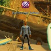 Surfmonger Arthur