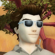 Polkadot sunglasses