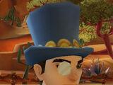 Hat 'n Monocle