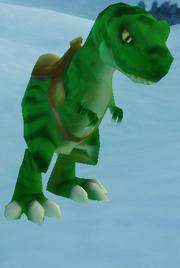 Striped T-Rex