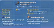 Brawler's Hammer of Roundhouse item