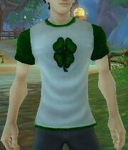 Luckyclovertshirt