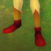 Extraordinary boots