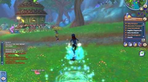 Free Realms - Hidden Easter Egg Hunt - Day 3