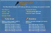 New School Torque Trasher item