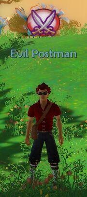 Evil Postman